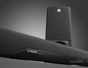 Yamaha YAS-207BL Sound Bar & Wireless Subwoofer