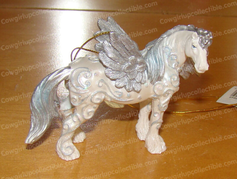 Horse of a Different Color, Angel Horse Ornament (Clydesdale) by Westland, 20645
