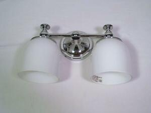 Pottery Barn Chrome Sconce