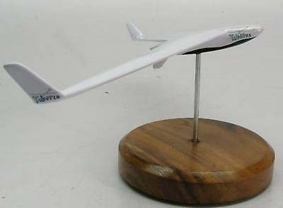 Taborca Powered Electric Glider Airplane Wood Model XXL Free Shipping