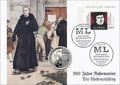 L-9125 500 Jahre Reformation - Der Thesenanschlag >PP-Ausgabe