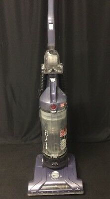 HOOVER WINDTUNNEL T-Series 12 Amp Bagless Upright Vacuum Cleaner w/Attachments ()