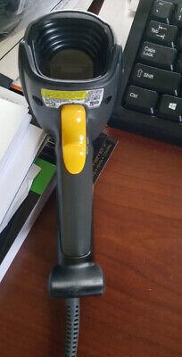 Motorola Symbol Ds6708-sr20007zzr Handheld Barcode Scanner Usb Cable