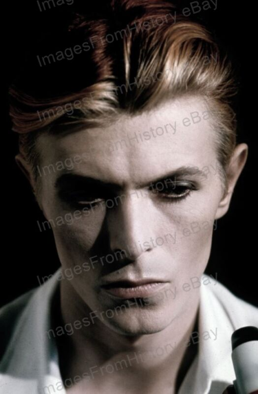 8x10 Print David Bowie The Man Who Fell to Earth 1976 #DB78