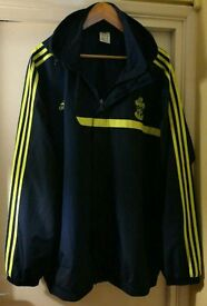 SAINT'S, ADDIDAS WEATHER COAT.