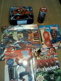 Spiderman stocking fillers