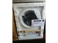 Hoover brand new washing machine with 1year warranty