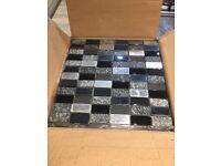 Stone Mirror Mosaic Tile 30x30cm