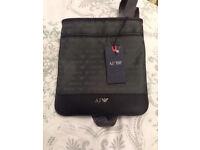 Armani messenger bag authentic