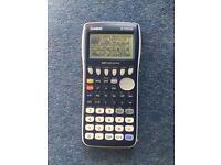 Graphical calculator (Casio fx-9750Gii)
