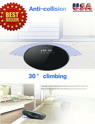 BEST SELL Smart Automatic Robot Ultra-Thin Cordless Vacuum Cleane Low Noise