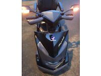 Drive Royale 4 Luxury Mobility Scooter Black 8mph