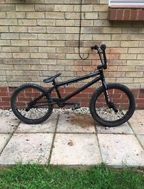 Stolen wrap BMX brand new condition only used a couple of times