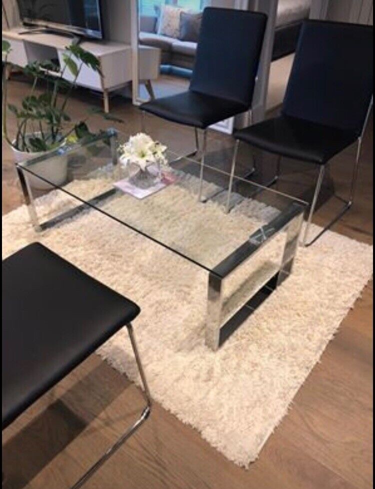 Everything Must Go 2 Dining Chairs Coffee Table In London Gumtree