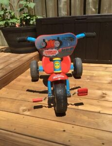 Thomas and friends tricycle
