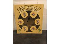 Mexican Roulette Six Shot Drinking Game New*