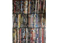 150+ DVD's