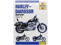 2013 Harley Davidson Sportster Motorcycle Service Manual 99484-13