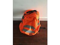 Portwest Orange Hi-Vis Rucksack 🎒 Backpack ideal for cycling / building site etc