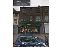 1 Bed Flat on Linlithgow High Street with Tenant