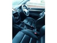 Audi A3 3 Doors RS4 leather seats with door cards
