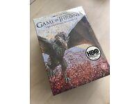 Sealed brand new Game of Thrones boxset season 1-6. £20!!
