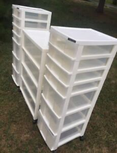 Used Plastic Cabinets