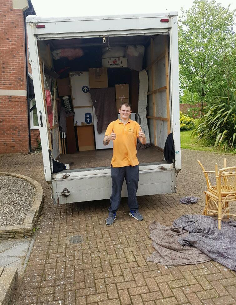 LOW COST MAN AND VAN / REMOVALS