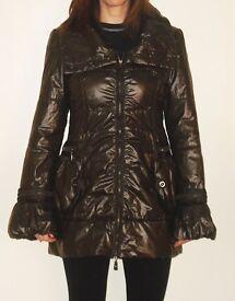 ROSA & ROSE designer belted coat - size M
