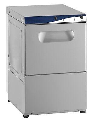Gastro Spülmaschine Gläserspülmaschine 35 inkl. Klar- Reinigungsmittelpumpe