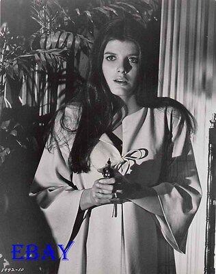 Katharine Ross W Gun Vintage Photo Games