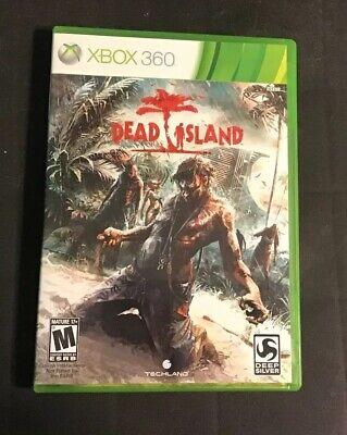Dead Island (Microsoft Xbox 360, 2011)    ..  CLEAN  TESTED