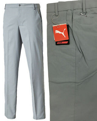 Puma PWR Warm Golf Trousers  - Quarry Grey RRP£60 - ALL SIZES IN STOCK