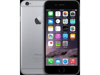 BRAND NEW AND SEALED iPhone 6 128GB Space grey - Cash or Paypal (Will post)