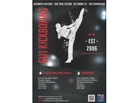 GU1 Kickboxing @ Get up and get active day