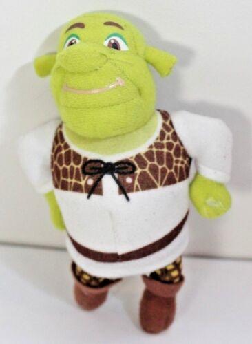 2007 Dreamworks Shrek the third plush Shrek 5 inch no tags
