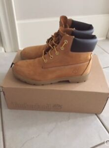 Timberland Boots-Jr Size 7