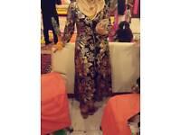 Asian pakistani dress