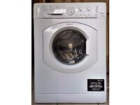 Hotpoint HE9L493P Washing Machine Experience 1400 Spin 9kg Polar White in a perfect condition 100%