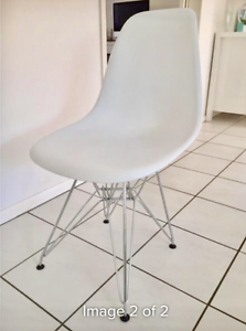 2X Eames chair in excellent condition Chermside West Brisbane North East Preview
