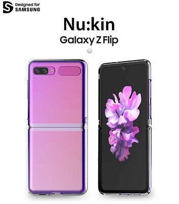 Samsung Galaxy Z FLIP Slim & Clear Shockproof Case Cover Skin Araree Korea NuKin