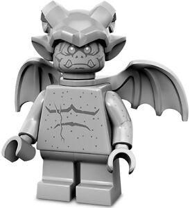 LEGO Minifigures Series 14 Monsters halloween Gargoyle - rock monster