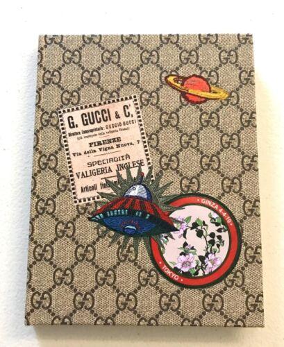 "New Oggi 2017 Special Appendix GUCCI Notebook ""MY GUCCI BOOK"" Limited Edition"