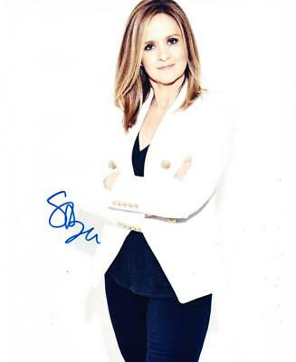 Samantha Bee Signed 8X10 Photo Authentic Autograph Full Frontal Coa A
