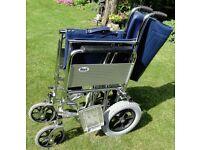 "Days Heavy Duty Wheelchair 22"" seat width"