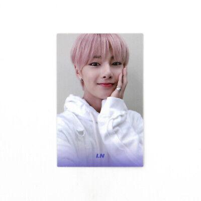 [STRAY KIDS] Clé : LEVANTER Official Photocard / Name - I.N