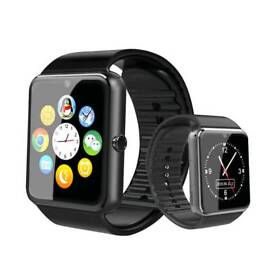 With SIM and SD card slot Bluetooth smart watch for android and iPhone brand new in box