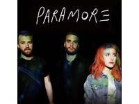 Paramore tickets @ The O2 Friday 12th January