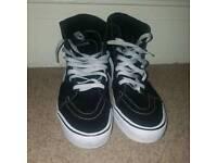 Vans sk8 hi shoes men's