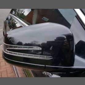 Mercedes w207 c207 facelift door wing mirrors